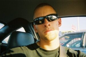 My first facebook profile picture