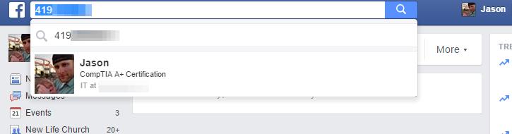 facebook phone privacy 0