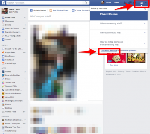 facebook phone privacy 1
