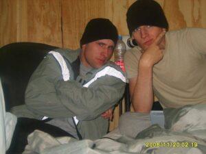 Jason & Leb being cool
